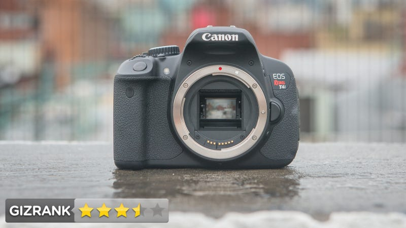 Canon T4i Samples