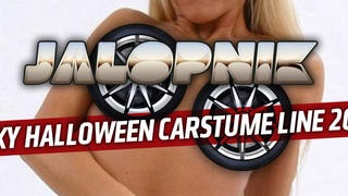 Check Out The <i>Jalopnik</i> Line Of Super-Sexy Halloween Carstumes!