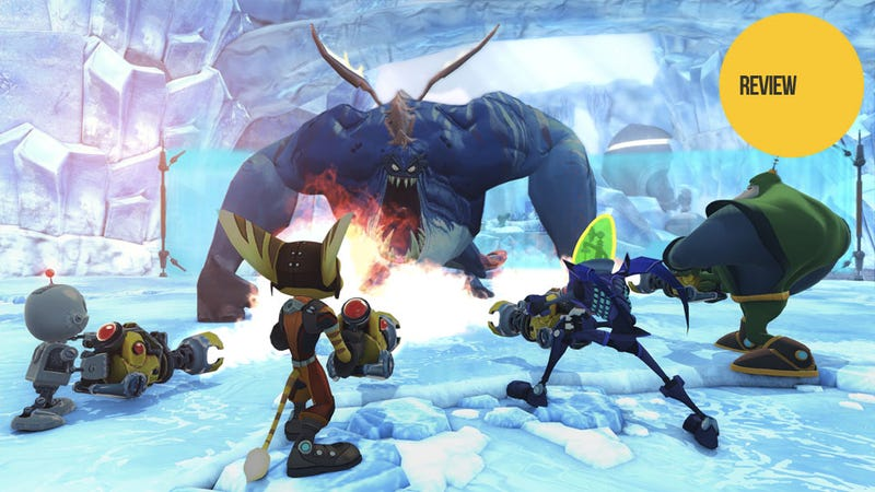 Ratchet & Clank: All 4 One: The Kotaku Review