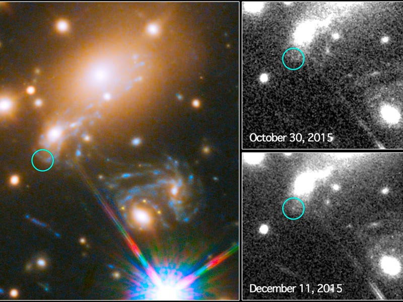 Astronomers Have Predicted an Exploding Star's Appearance For the First Time Ever