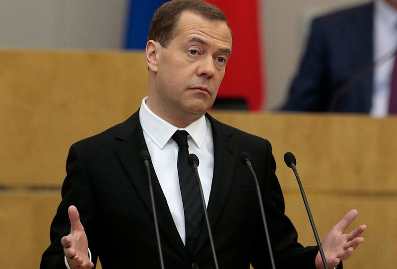 "Russian Prime Minister Tells Underpaid Teachers To Get Side Jobs, Figure ""Something"" Out"