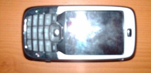 HTC Vox Sliding Smartphone Spy Shot