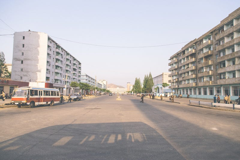 The Hermit Kingdom: An Inside View Of North Korea's Hidden Car Culture