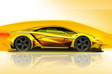 Lamborghini says three pedals aren't dead yet