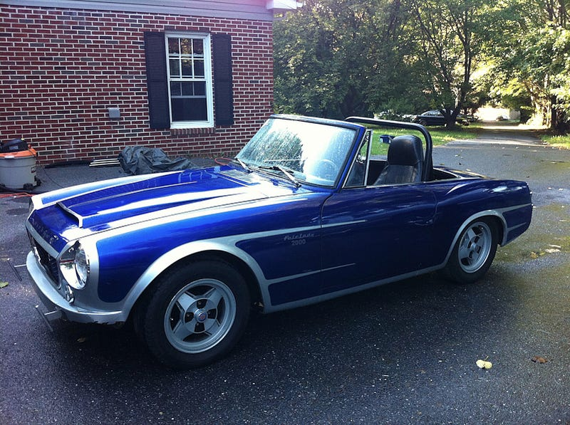 For $5,000, my fair lady goes topless