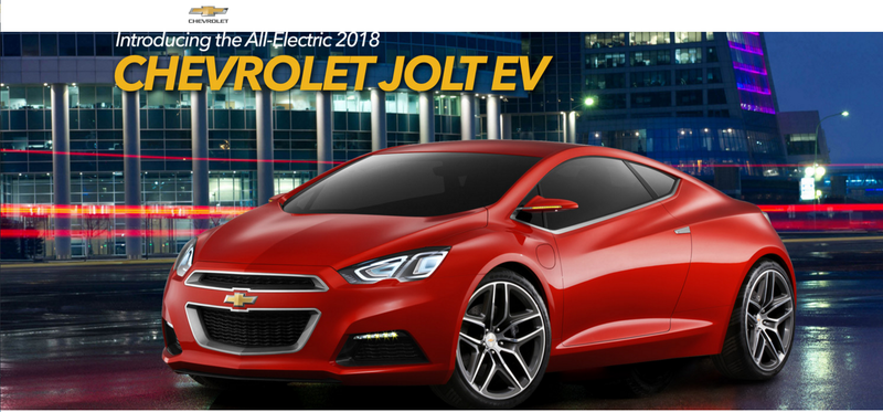 No, GM Is Not Making An Electric Sports Car Called The Chevrolet Jolt