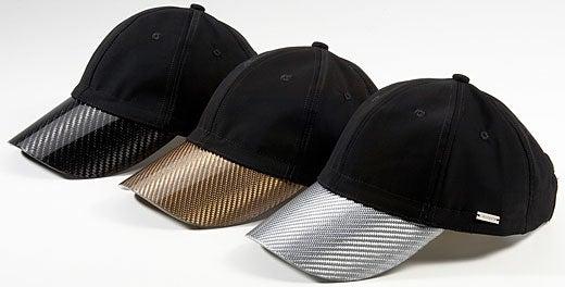 Ginity Carbon Fiber Caps