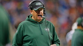 Rex Ryan Just Wants To Get Fired Already