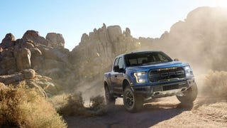 The new F-150 Raptor has a combo AWD/4WD system