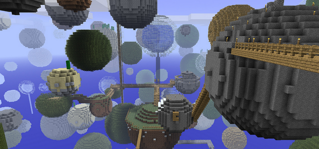 The Microsoft Deal Could Finally Put Minecraft on Oculus Rift