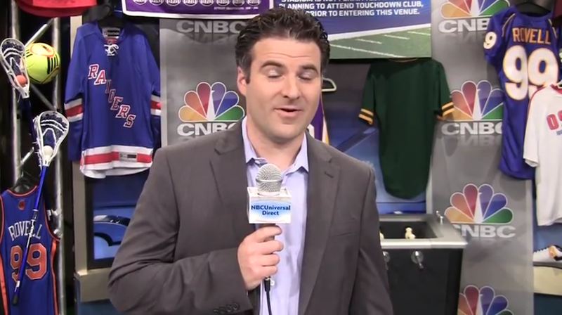 Darren Rovell Is Indeed Going To ESPN, ABC News, Reportedly For More Than $500,000 A Year