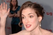 Winona Ryder Thought Shoplifting Season Already Underway
