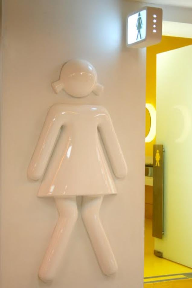 Thailand's Toilet Signs Really Need to Pee
