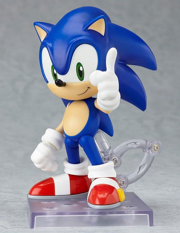 Wow, a Sonic Toy That Doesn't Suck?