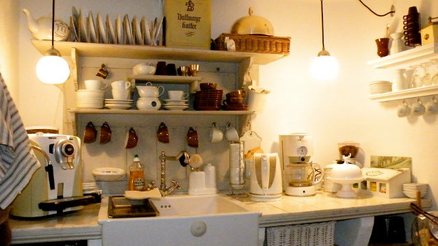 Make the Most of Your Tiny Kitchen