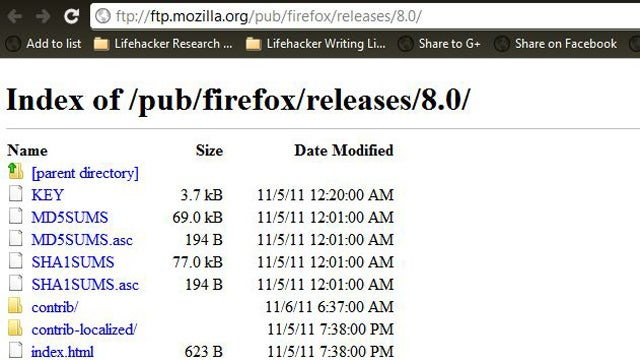 Firefox 8 Now Available