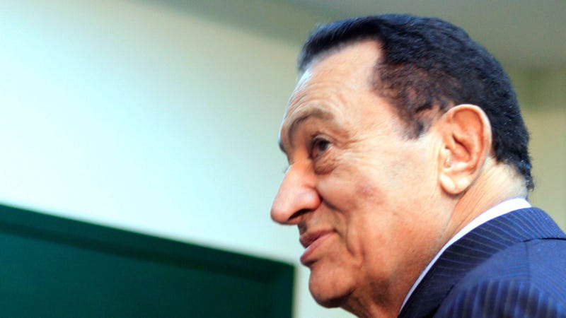 Mubarak to Say 'Sorry' and Blame His Advisers