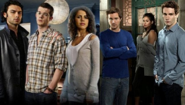 Syfy's Being Human cast compares their series to the BBC's original