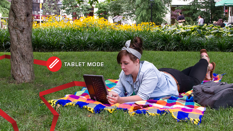 Three Types of People that Need a Laptop with Tablet Mode Right Now