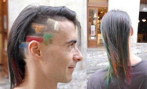 Tetris Haircut Won't Help Your Long Piece Complete a Tetris, if You Get My Drift