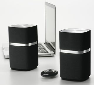 Bowers & Wilkins Zeppelin MM-1: Speakers Too Nice for Your PC