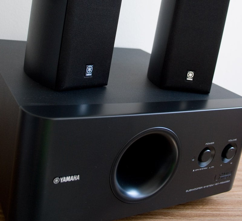 Yamaha neoHD Review: Receiver Redefined? Almost.