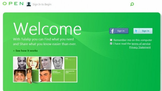 "Microsoft Leaks Social Site, Then Says ""We Didn't Mean To, Honest"""