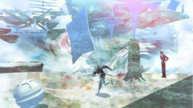 It's a Steep Climb to the Top for El Shaddai: Ascension of the Metatron