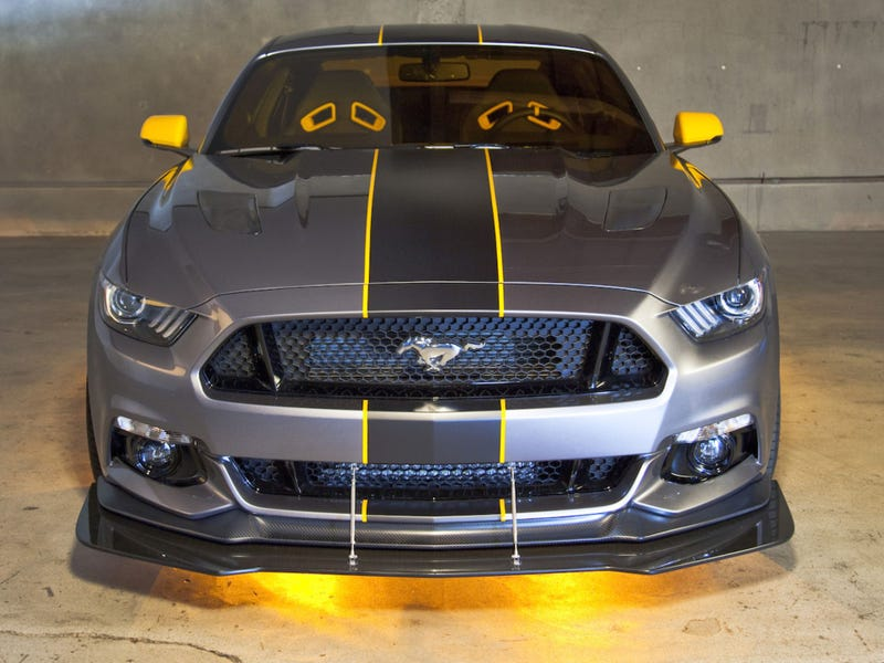 The F-35 Mustang Is Here To Spread Freedom With Horsepower