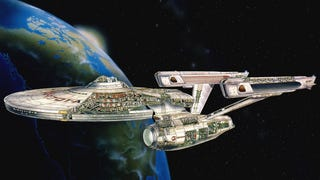Too Bad, That Rumor About A<i> </i>New <i>Star Trek</i> TV Show
