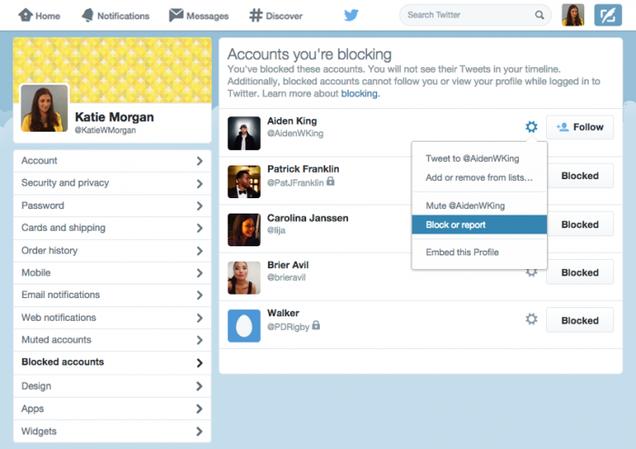 Twitter mejora la seguridad para evitar el acoso y mensajes abusivos