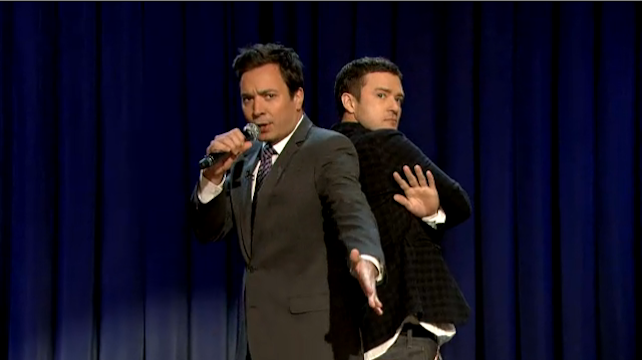 Timberlake and Fallon Bring Us 'The History Of Rap, Part 3'