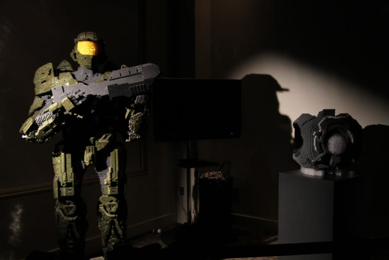 The Sights, Sounds and Costumed Brute of Halofest