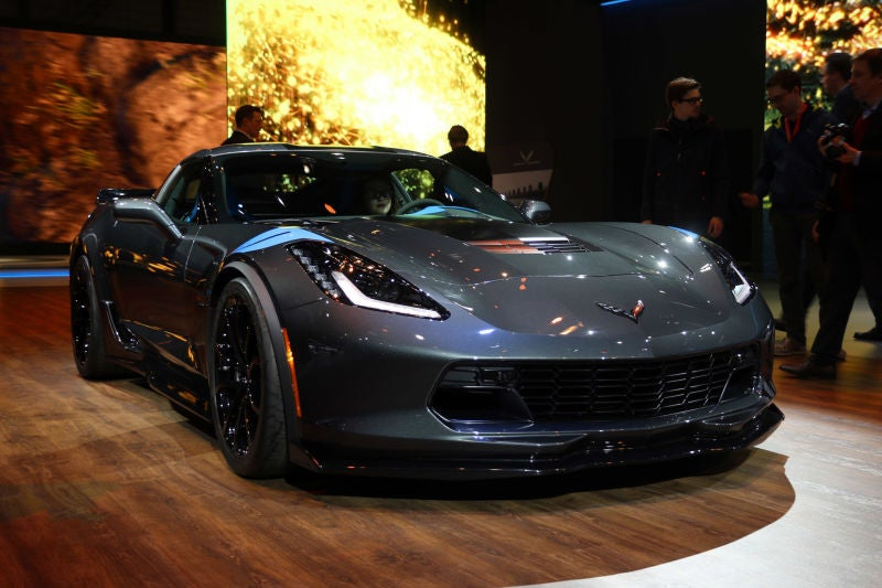 The 2017 Corvette Grand Sport Will Start At $66,445