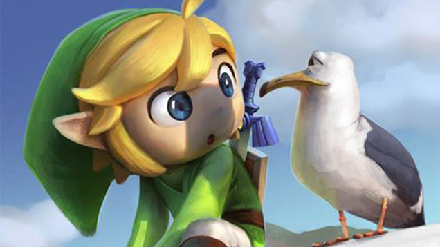 If Dreamworks Made A Zelda Animation