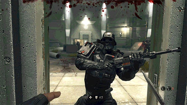 Wolfenstein: The New Order: The Kotaku Review