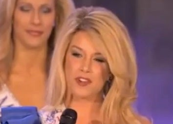 Miss America's Thoughts On Wikileaks Amount To Total Gibberish