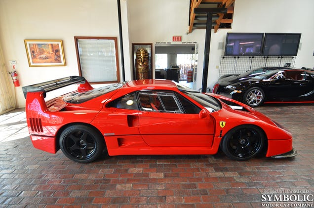 Here 39 S An F40 With Lm Bits