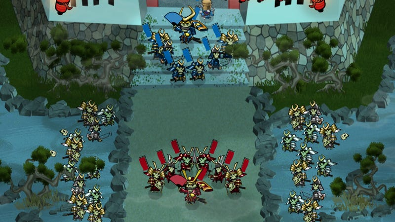 Skulls of the Shogun Is The Wu-Tang Advance Wars We Didn't Know We Needed