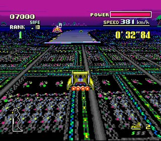 Back in The TAY Review: F-Zero