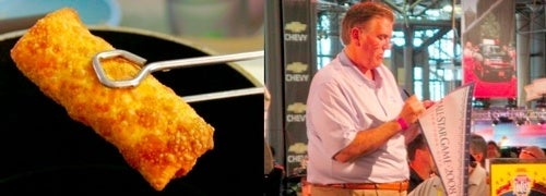 Intern Horrors: Eating Mike Francesa's Egg Roll Is Not A Euphemism, Thank God
