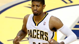 Paul George Is Practicing Again