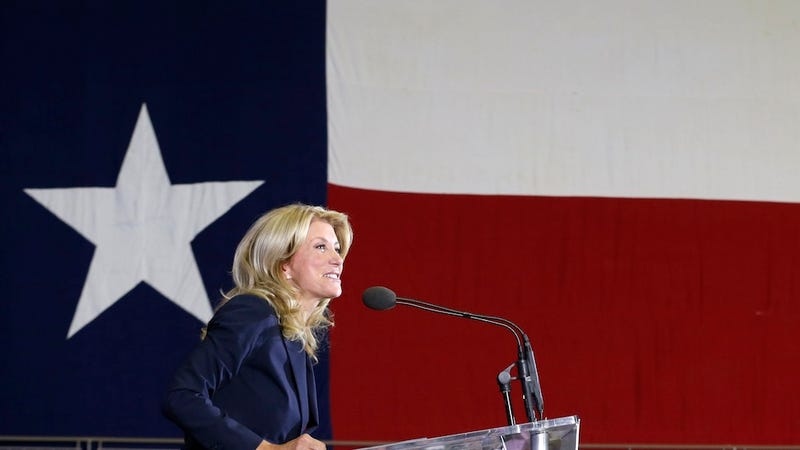 Opponents Offer Unhelpful Critique of Wendy Davis: She's A Bad Mom!