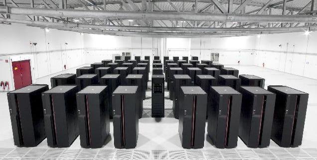 World's Biggest Supercomputer is a Virus?