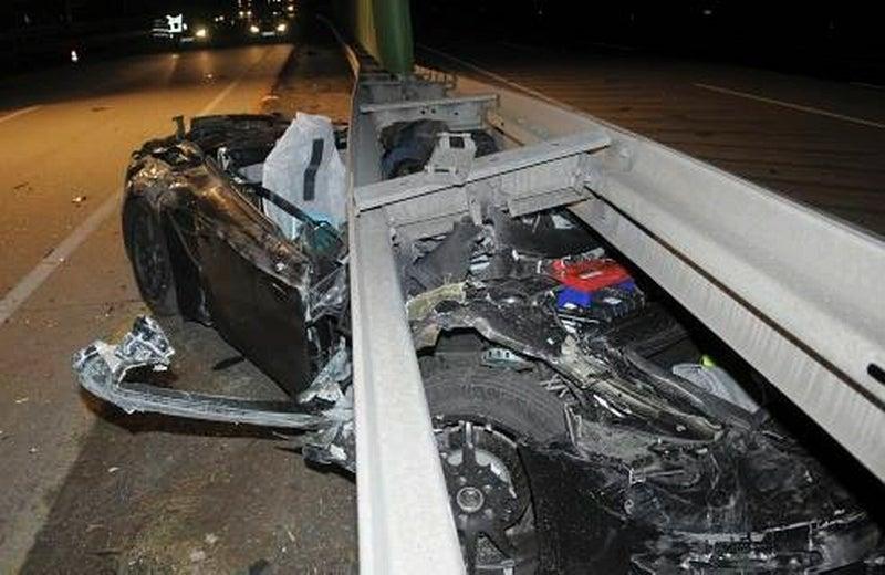 German Test Driver Killed In Next-Gen 911 Convertible Crash