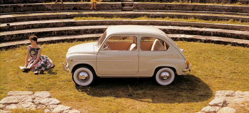 A Little Tribute To An Overshadowed Big Brother: The Fiat 600
