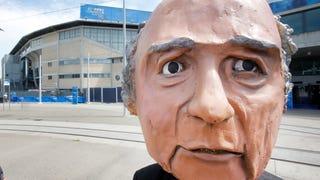 All Hail Sepp Blatter, FIFA Emperor-For-Life