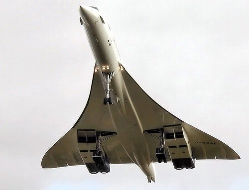 The Concorde May Return To The Skies