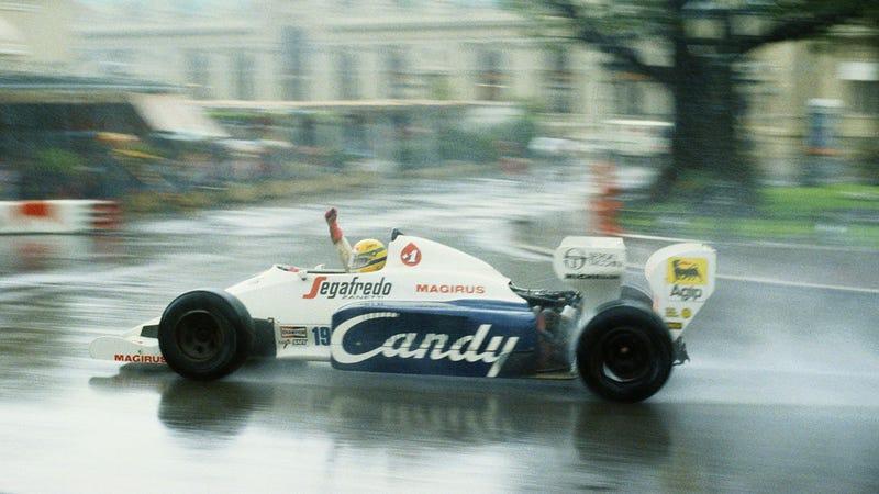 The 1984 Monaco Grand Prix proved Ayrton Senna's greatness