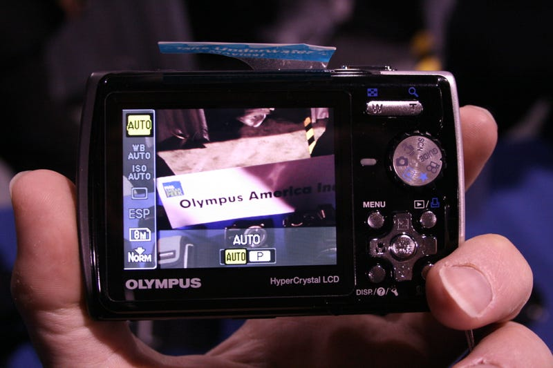 Hands On Olympus Stylus 1030 SW Indestructo-Point and Shoots